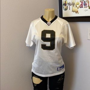 New Orleans Saints Drew Brees 9 Jersey
